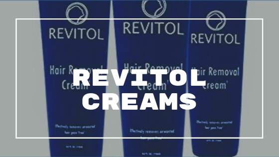 Revitol Hair Removal Cream Top Dawg Labs